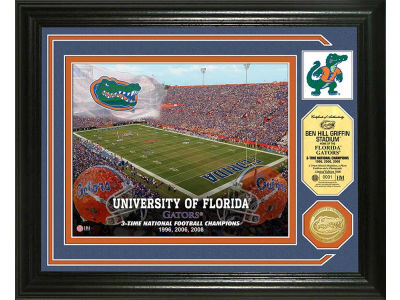 Florida Gators Photo Mint Coin-Bronze