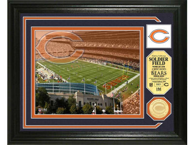 Chicago Bears Photo Mint Coin-Bronze