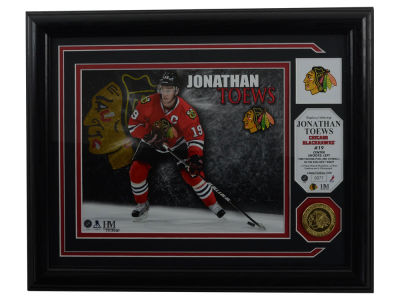 Chicago Blackhawks Jonathan Toews Photo Mint Coin-Bronze