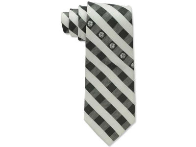Brooklyn Nets Polyester Checked Tie