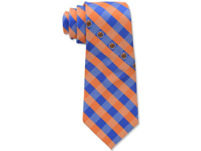 New York Knicks Polyester Checked Tie