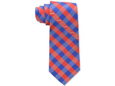 Philadelphia 76ers Polyester Checked Tie