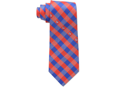 Los Angeles Clippers Polyester Checked Tie