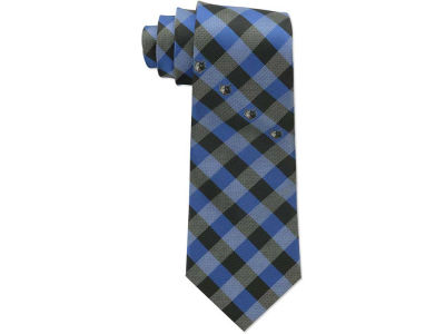 Minnesota Timberwolves Polyester Checked Tie
