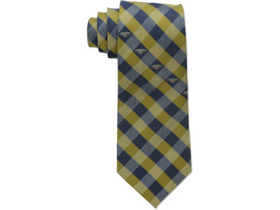New Orleans Pelicans Polyester Checked Tie