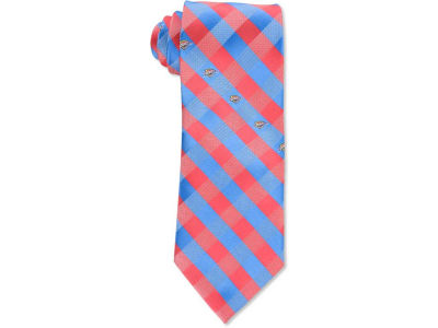 Oklahoma City Thunder Polyester Checked Tie