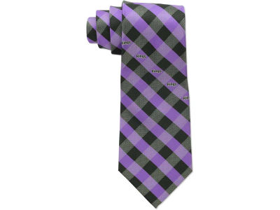 Sacramento Kings Polyester Checked Tie