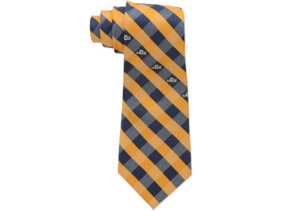 Utah Jazz Polyester Checked Tie