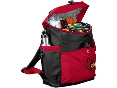 Louisville Cardinals Backpack Cooler