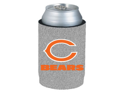 Chicago Bears Glitter Can Coozie