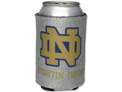 Notre Dame Fighting Irish Glitter Can Coozie