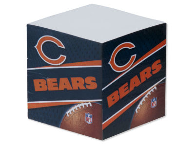 Chicago Bears Sticky Note Cube