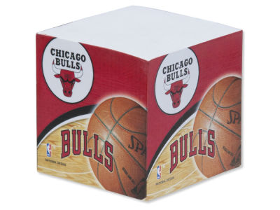 Chicago Bulls Sticky Note Cube