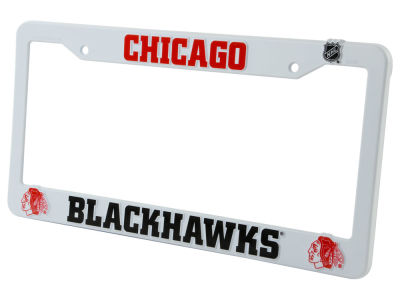 Chicago Blackhawks Plastic Frame