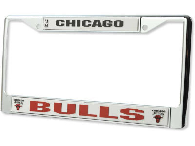 Chicago Bulls Chrome Frame