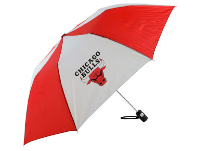 Chicago Bulls Automatic Folding Umbrella