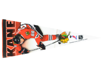 Chicago Blackhawks Patrick Kane 12x30 Premium Player Pennant