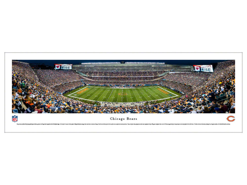 Chicago Bears Blakeway Panoramic Standard Frame | lids.com