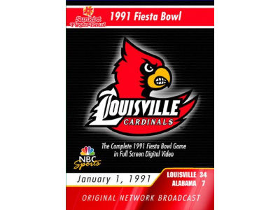 Louisville Cardinals 1991 Fiesta Bowl DVD