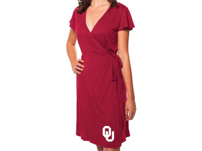Oklahoma Sooners NCAA Women's Wrap Dress