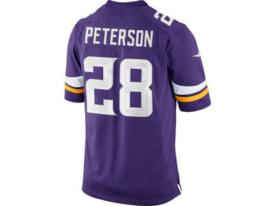Minnesota Vikings Adrian Peterson Nike NFL Men's Limited Jersey