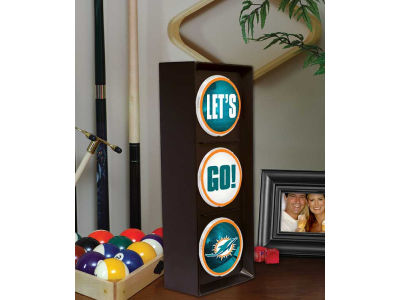 Miami Dolphins Flashing Lets Go Light