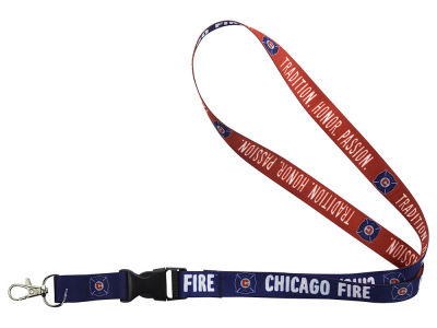 Chicago Fire Lanyard