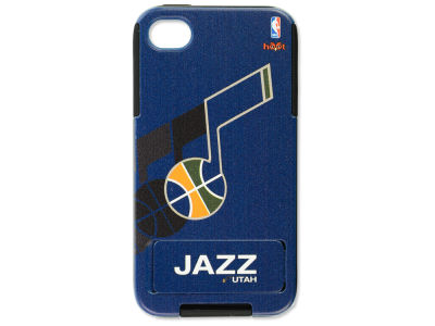 Utah Jazz Double Team Iphone4 Case