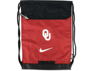 Oklahoma Sooners Nike Training Gym Sack