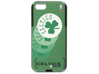 Boston Celtics Double Team iPhone SE Case