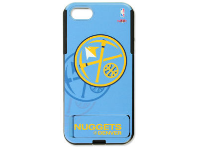 Denver Nuggets Double Team iPhone SE Case