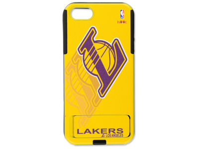 Los Angeles Lakers Double Team iPhone SE Case