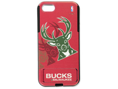 Milwaukee Bucks Double Team iPhone SE Case