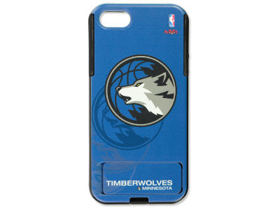 Minnesota Timberwolves Double Team iPhone SE Case