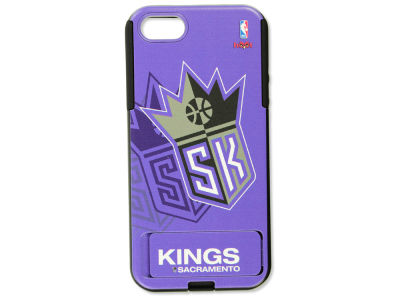 Sacramento Kings Double Team iPhone SE Case