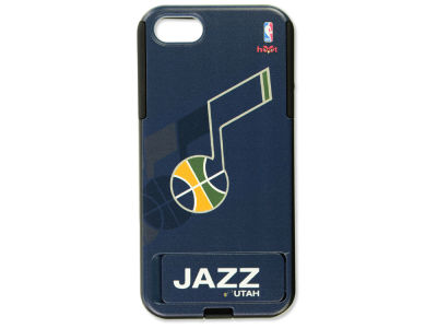 Utah Jazz Double Team iPhone SE Case