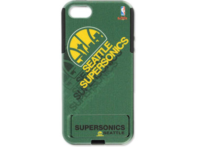 Seattle SuperSonics Double Team iPhone SE Case