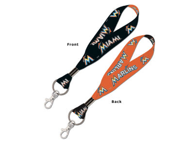 Miami Marlins Lanyard Key Strap