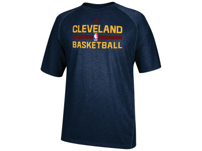 Cleveland Cavaliers adidas NBA Men's Climalite Practice T-Shirt