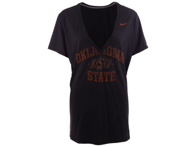 Oklahoma State Cowboys Nike NCAA Men's School Tribute Triblend T-Shirt