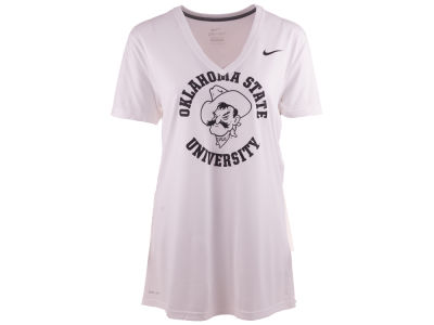 Oklahoma State Cowboys Nike NCAA Womens School Stamp Legend T-Shirt