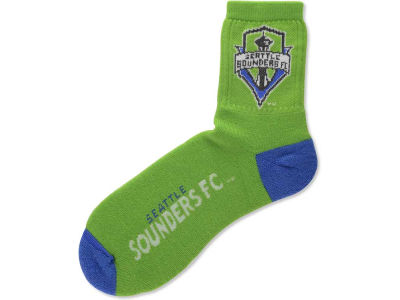 Seattle Sounders FC For Bare Feet Ankle TC 501 Socks