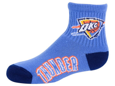 Oklahoma City Thunder Youth 501 Socks