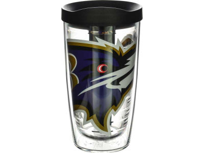 Baltimore Ravens 16oz. Colossal Wrap Tumbler with Lid