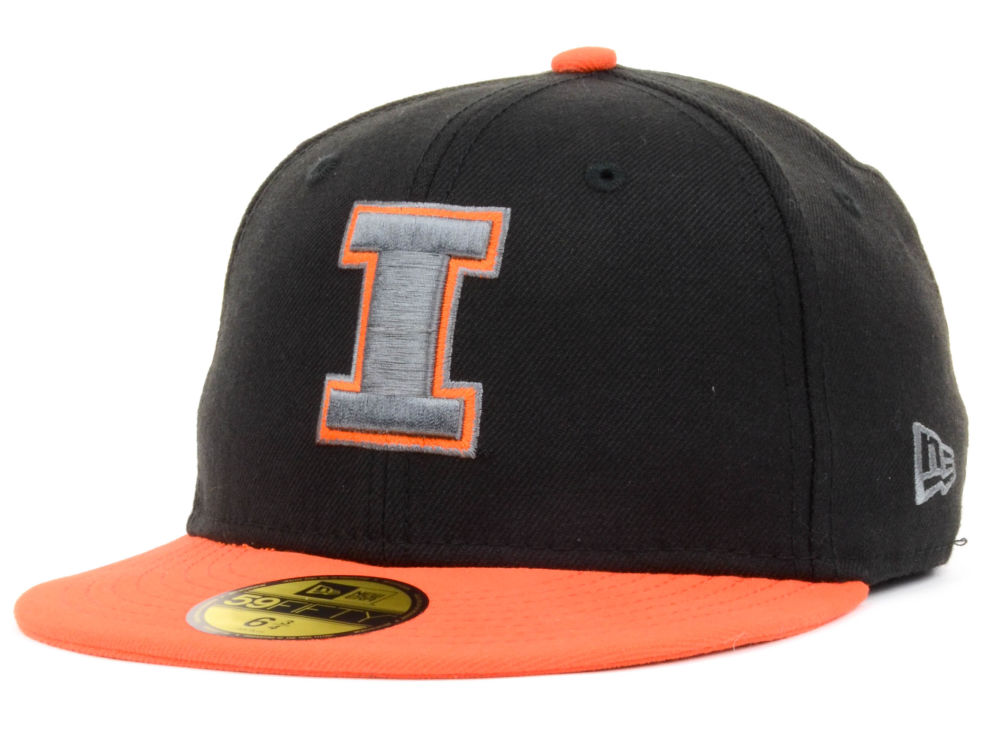 wholesale dealer 4167b f0d83 ... where to buy illinois fighting illini ncaa bgp kids 59fifty cap a35dc  997bd