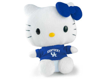 "Kentucky Wildcats 6"" Hello Kitty"