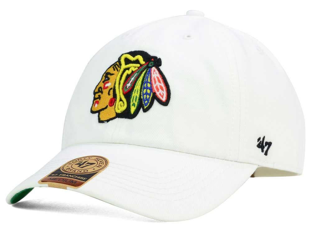 11db23d00aa Chicago Blackhawks  47 NHL  47 FRANCHISE Cap