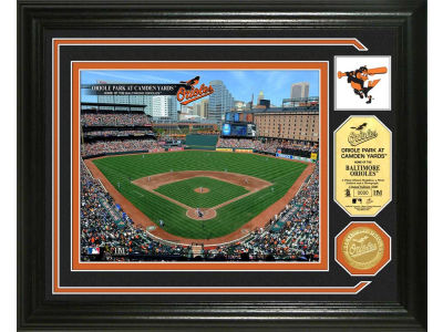 Baltimore Orioles Photo Mint Coin-Bronze