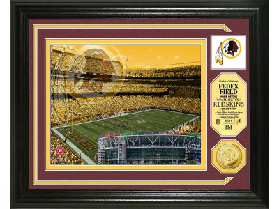Washington Redskins Photo Mint Coin-Bronze