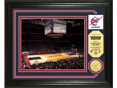 Washington Wizards Highland Mint Photo Mint Coin-Bronze